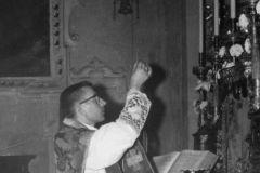 La prima Messa a Dervio, 29 giugno 1957
