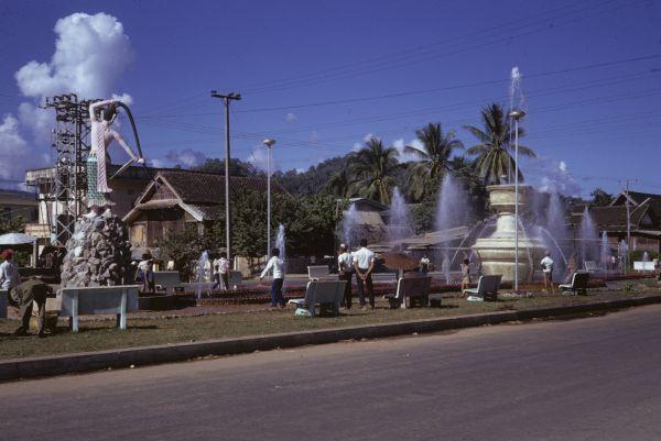 Centro di Luang Prabang
