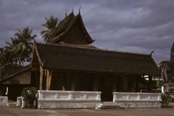 La pagoda reale della città